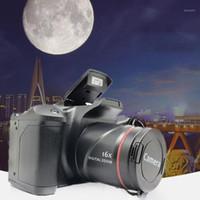 المهنية XJ05 كاميرا رقمية SLR 4X تكبير رقمي 3.8 بوصة شاشة 3MP CMOS MAX 12MP دقة HD 720P TV Out Support Video1