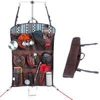 Safebet Pictic Storage Сумка Открытый Кемпинг Чистый мешок Складной Палатка Портативный Подвесной Карманный Путешествия Организатор Dropshipping Этнические