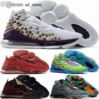 baskets children 46 12 zapatillas trainers basketball lebron 17 men with box lebrons size us eur shoes Sneakers youth women 38 james XVII