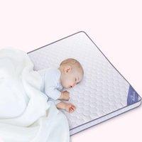 Mats Sunen Born Baby Colchões Confortáveis Tecidos Macios Alta Qualidade Respirável Polímero de Respirável120x60cm