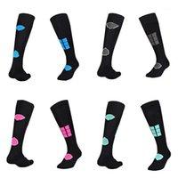 Sports Socken 1 Paar Professionelle Outdoor-Wandern Winter dicker beheizter Klettersport nahtlos komfortables Stoff Anti Slip1