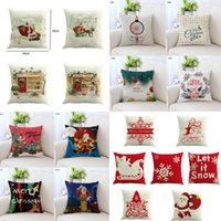 Pillowcase Pendant Drop Ornaments Xmas Decors Merry Christma...
