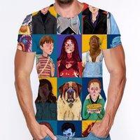 Summer Mens Designer Tshirsts Tops for Men Short Sleeve Tee Shirt Abbigliamento di Prestigio Lettera Pattern Stampato Tees Girocollo