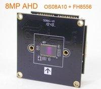 "AHD 8.0MP @ 15FPS 3840 x 2160 1 / 1.8 ""Omnivision OS08A10 CMOS Sensor de imagen + FH8556 CCTV Cámara Módulo PCB Tablero de PCB (partes opcionales) 1"