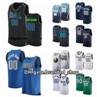مخصص طباعة كرة السلة Dirk Nowitzki Jersey Tim Hardaway JR Luka Doncic Kristaps Porzingis Seth Curry Jalen Brunson City