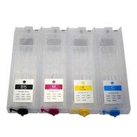 잉크 카트리지 T949 T9491 T9492 T9493 T9494 인력 Pro WF-C5290A WF-C5790A 프린터 용 칩이있는 재충전 가능한 카트리지
