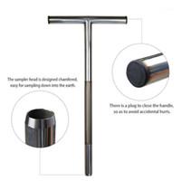 Party Favor Edelstahl Boden Sampler Sonde 21 Zoll Test Kits Sampling Tube Golf Course Wartung Werkzeuge1