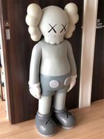Quente 130 cm originalFake 4ft porta deus prototype figura de companhia com vinil original figura de ação perfeita design de modelo de design perfeito