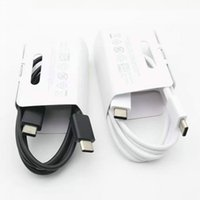 100% originale Nota 10 USB tipo C a TypeC Cavo per Samsung Note 10 Supporto PD QC3.0 di ricarica rapida per TypeC Devices