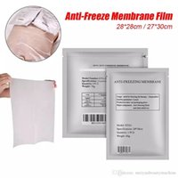 2020 Nuevo 28x28 / 27x30 / 34x42 Membrana anticongelante para la Máquina de adelgazante Zetiq Membrana anti congelación para el uso de la congelación de grasa