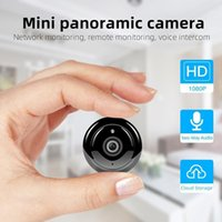 Kameralar Kablosuz Mini WiFi 1080 P IP Kamera Bulut Depolama Kızılötesi Gece Görüş Akıllı Ev Güvenlik Bebek Monitörü Hareket Algılama SD Kart1