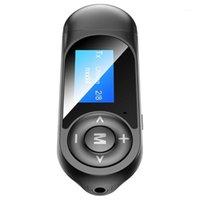 휴대용 크기 무선 USB 2.4G 동글 어댑터 어댑터 타원형 컨버터 LCD HD Display1