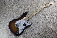 Spedizione gratuita Guitar Factory Nuovo Arrivo F Stratocaster Chitarra elettrica 3 pickup Body personalizzato in stock