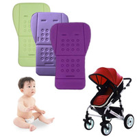 Kids Pushchair Cushions Child Cart Seat Mats Cotton Baby Stroller Accessories Seat Cushions Comfortable Baby Stroller Pads
