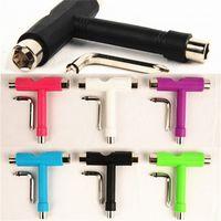 Tipo de rodamiento llave de tubo de hierro T Patín Herramientas Llave danza junta especial antideslizante G2 plástico 2 5GY