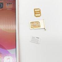 V30 GPP ICCID Aufschließen SIM-Karte für iPhoneX, 8,8PLUS 7,7plus 5S 6S 4G LTE IOS14