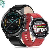 Smart bracelets 2021 L16 Montre Hommes Femmes HD Afficher IP68 Musique Contrôle de la musique Solde Présentation cardiaque Bracelet VS L13 L8