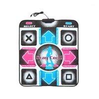 Sensores de movimento Pads de dança antiderrapante dança passo almofada hd revolução dançarina de dançarina de aptidão equipamento imprimir para pc com usb sell1