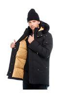 F19 Stag Lake parka moose caldi all'aperto inverno Outwear Giacche Parka nocche Uomini Doudoune Inverno Casual Jacket Giù Giù Cappotti
