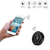 C6 Camsoy Cookycam Micro WiFi Mini la plus petite caméra HD 720P avec vision nocturne IP Wifi Cam Home Accueil Sécurité à distance Video Camcorder1