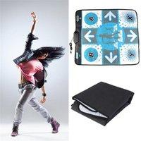 Capteurs de mouvement Pads de danse EST Anti-Slip Revolution Tapis Tapis de danse Étape de danse pour Wii PC TV Test Test Party Accessories1