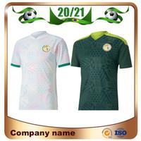 20/21 Senegal camiseta de fútbol 2021 Inicio # 10 # 3 MANE equipo KOULIBALY nacional de la camisa del fútbol uniforma fútbol de manga corta