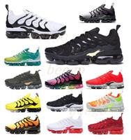 Bevorzugt Verkauf air max airmax vapors vapormax TNS plus Ultra Laufschuh Zebra Klassische Outdoor TN Kissen Schuhe Sportschock Runner Sneakers Mens Requin 36-46 2020 #