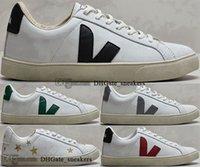 Diseñador de plataformas casuales de lujo EUR Schuhe 11 Tamaño Entrenadores de EE. UU. 35 ESPLAR VEJA Sneaker 5 45 zapatos Hombres Sneakers Mujeres 2020 Nueva llegada
