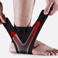 Support de la cheville 2021 Fitness Finness Foot Foot Prevention Prevention Running Sports Protecteur Sleeve1