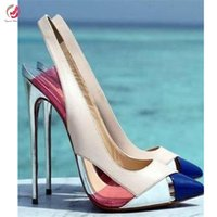 Original Intention Sexy Fashion Women Pumps Pointed Toe High...