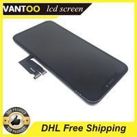 Incell Высокое качество ЖК-дисплей с сенсорным экраном Digitizer Ассамблеи Запасные части для iPhone ХГ свободной DHL