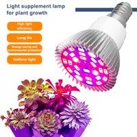 Phyto Lampade Full Spectrum E27 LED Light Light Grow Lamp E14 Led per le piante 18W 28W Fitolampy Tenda a effetto serra