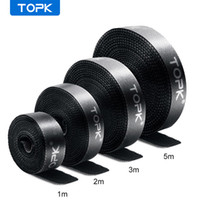 Topk J01 Kabel Veranstalter Wire Wicker Kopfhörerhalter Maus Schnurschutz HDMI Kabelmanagement für Telefon Samsung Xiaomi