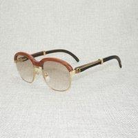 Tasarımcı Ucuz Gözlükler satış Geleneksel kadın sünnet derisi güneş gözlüğü, şeffaf erkek dış yuvarlak gözlük, güneş gözlüğü maskeli