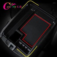 Auto Central Storage Armlehne Aufbewahrungsbox für X-Trail T32 Rogue 2014-2020 Arm Rest Handschuh Tray Halter Hülle Palettenbehälter1