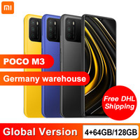 Global Version POCO M3 4GB 64GB   4GB 128GB Smartphone Snapd...