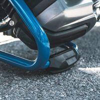 Peças XSR 155 Motocicleta 25mm Motor Crash Bar Bumper Guarda Proteção Bloco decorativo para XSR155 2021 20211
