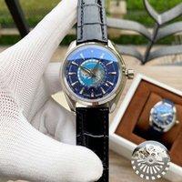 Armbanduhren Disc Series Tauchatmosphäre Herren Einfache Seahorse Business Watch 2021G9K7