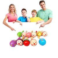 Детские игрушки дети деревянные погремушки Maracas Cabasa музыкальный инструмент песок молоток орфография инструмент Maracas младенческие игрушки 0601862 407 K2