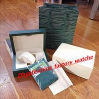 Uomo per orologio Box in legno interno Orologi esterni Orologi da donna Boxes Documenti Borsa da regalo Uomo Designer Designer Movimento Autoamtico
