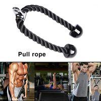 Süper Satış-Fitness Ekipmanları Naylon İpli Biceps Egzersiz Triceps, Pazı, Geri, Omuzlar için İpli Triceps
