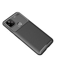 حقيبة ألياف الكربون ضئيلة لجوجل بكسل 5 xl pixel4 كوكه غطاء القضية لجوجل بكسل 4a 3a xl الحالات الهاتف رقيقة جدا