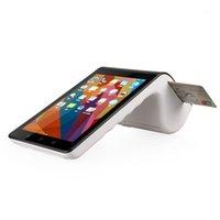 Yazıcılar Taşınabilir Kablosuz Çift Ekran 7 '' + 3.5 '' Mobil Ödeme Senaryoları için Android Akıllı Sistem PT70031