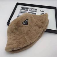 Оптовые зимние ведро шапка капота кепки женщин дизайнеры шапки шляпы мужские женские шапочки бейсбол D201208CE