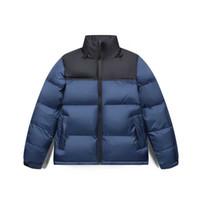 Yeni Kış Erkek Aşağı Ceket Moda Trend Ceket erkek Ceket Pamuk Severler Sıcak Erkekler ve Kadınlar Kalınlaşmak