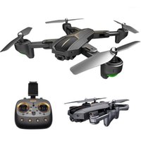 VISUO XS812 GPS 5G WIFI FPV ile 2MP / 5MP HD Kamera 15mins Uçuş Zaman Katlanabilir RC Drone Quadcopter RTF Çocuklar Doğum Gift1