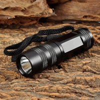 Linternas Antorchas Resaltados 1/5 MENOS MINI Q5 LIGHT LED TORCHA LED WF-602C Lámpara de antorcha de bolsillo (CR123A 16340) 1