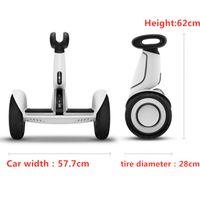원래 xiaomi 미니 플러스 자기 균형 스쿠터 스마트 전기 스쿠터 앱 LED 호버 보드 2 휠 호버 보드 스케이트 보드