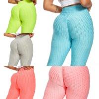 5LE Leggings senza soluzione di continuità a vita alta yoga gym collant donna allenamento pantaloni traspirante per donna plus size petite dot yoga fitness abbigliamento femminile