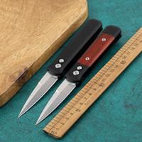 Prot mini Godfather 920 Flipper Knife Automatico 154cm Micro BM 3400 4600 ZT 0456 Caccia all'aperto Autodifesa Tactical Survival Coltello